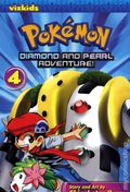 Pokemon Diamond and Pearl Adventure GN (2008-2010 Viz Digest) 4-1ST