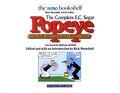 Complete E.C. Segar Popeye Dailies TPB (1987-1990 FB) Nemo Bookshelf Edition 6-1ST