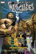 Incredible Hercules Sacred Invasion HC (2010 Marvel) 1-1ST