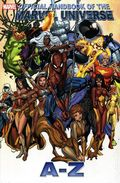 Official Handbook of the Marvel Universe A-Z HC (2008-2010 Marvel) 11-1ST