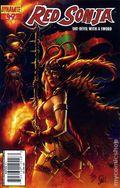 Red Sonja (2005 Dynamite) 49C