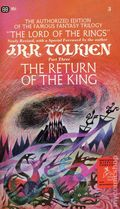 Lord of the Rings PB (1965 Ballantine Novel Authorized Edition) 3-1ST
