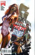 X-Men vs. Agents of Atlas (2009) 1C
