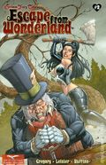 Grimm Fairy Tales Escape from Wonderland (2009 Zenescope) 2B