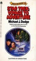 Star Trek Voyage to Adventure PB (1982 Which Way Books) 1-1ST