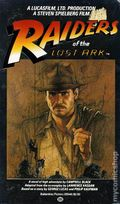 Raiders of the Lost Ark PB (1981 Ballantine Novel) 1-REP
