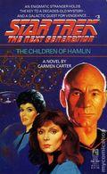 Star Trek The Next Generation The Children of Hamlin PB (1988 Pocket Novel) 1-REP
