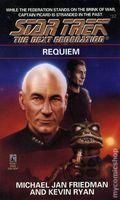 Star Trek The Next Generation Requiem PB (1994 Pocket Novel) 1-1ST