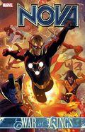Nova TPB (2007-2010 Marvel) By Dan Abnett and Andy Lanning 5-1ST