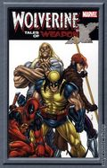 Wolverine Tales of Weapon X TPB (2009 Marvel) 1-1ST