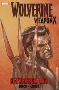 Wolverine Weapon X HC (2009 Ongoing Series Collection) 1-1ST