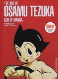 Art of Osamu Tezuka God of Manga HC (2009 Abrams Books) 1-1ST