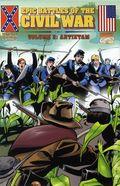 Epic Battles of the Civil War GN (1998 Historical Comics) 3-1ST