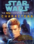 Star Wars The New Essential Guide to Characters SC (2002 Updated Edition) 1-REP