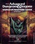 Advanced Dungeons and Dragons Dungeon Masters Guide HC (1979 TSR) Revised Edition 1-1ST