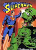 Superman Official Annual HC (1980) 1-1ST