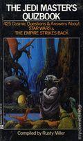 Jedi Master's Quizbook PB (1982 Del Rey Books) Star Wars 1-1ST