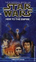Star Wars Heir to the Empire PB (1992 Bantam Novel) 1-1ST