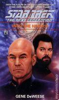 Star Trek The Next Generation Into the Nebula PB (1995 Pocket Novel) 1-1ST