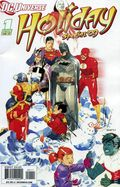 DCU Holiday Special (2009) 1
