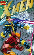 X-Men (1991 1st Series) 1E.CAS.SGN