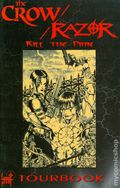 Crow Razor Kill the Pain (1997) Tour Book 1D