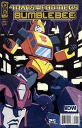 Transformers Bumblebee (2009 IDW) 1A