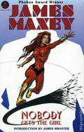 Nobody Gets the Girl SC (2003 A Comic Book Novel) 1-1ST