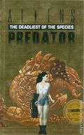 Aliens Predator The Deadliest of Species (1993) Ashcan 1GOLD