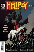 Hellboy Bride of Hell (2009 Dark Horse) 0