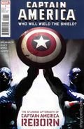 Captain America Who Will Wield the Shield? (2009) 1A