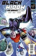 Black Widow and Marvel Girls (2009) 1