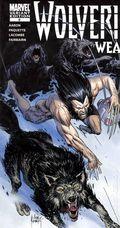 Wolverine Weapon X (2009 Marvel) 6B