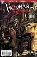 Victorian Undead (2009 DC) 2
