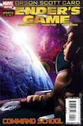 Enders Game Command School (2009 Marvel) 4