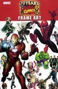 Marvel 70th Anniversary Frame Art (2009) 1