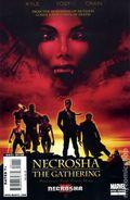 X Necrosha The Gathering (2009) 1