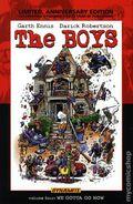 Boys HC (2009-2010 Dynamite) Limited Anniversary Edition 4-1ST