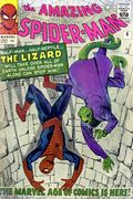Amazing Spider-Man (1963 1st Series) UK Edition 6UK