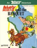 Asterix and the Banquet GN (1979 Dargaud Edition) 1-1ST