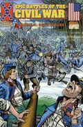 Epic Battles of the Civil War GN (1998 Historical Comics) 4-1ST