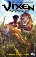 Vixen Return of the Lion TPB (2009 DC) 1-1ST