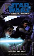 Star Wars Legacy of the Force Exile PB (2008 Del Rey Novel) 1-REP