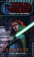 Star Wars Legacy of the Force Tempest PB (2007 Del Rey Novel) 1-REP