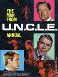 Man From U.N.C.L.E. Annual HC (1966 Authorised Edition) 1-1ST