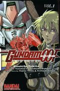 Mobile Suit Gundam 00F GN (2009-2010 Double-0F) 1-1ST