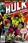 Incredible Hulk (1962-1999 1st Series) Mark Jewelers 206MJ