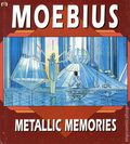 Metallic Memories HC (1992 Epic) By Moebius 1-1ST