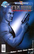 Tek War (2009 Blue Water) 1C