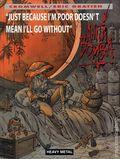Anita Bomba HC (2003 Heavy Metal) 2-1ST